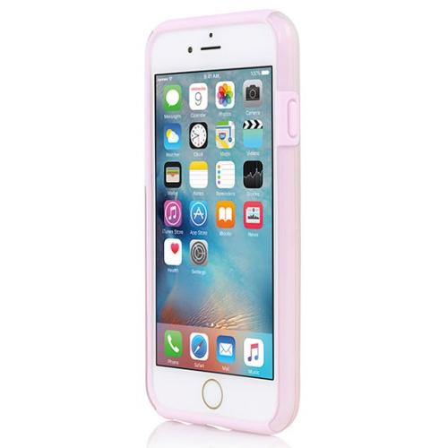 Incipio iPhone 6/6s DualPro Glitter Case - White