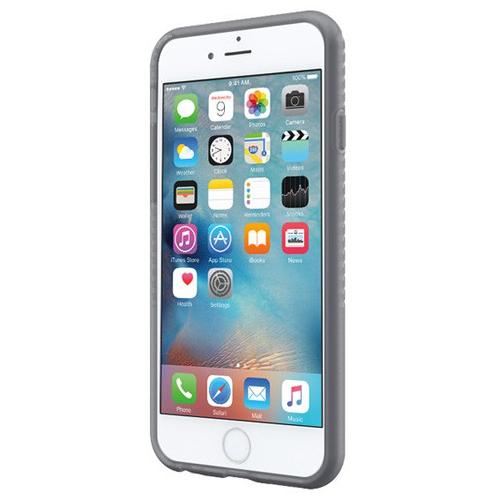Incipio iPhone 6/6s Twill Block Flexible Impact-Resistant Case - Charcoal