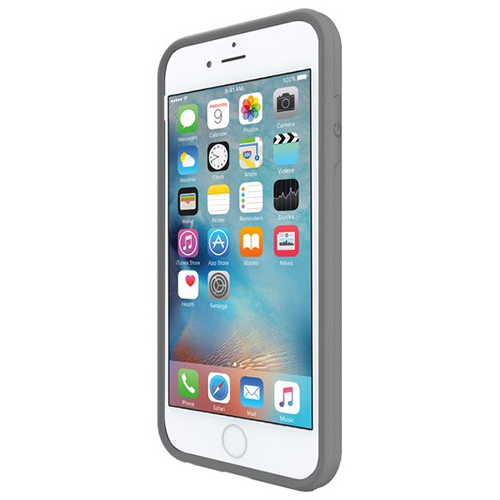 Incipio iPhone 6/6s Performance Series Level 2 Dual Layered Drop Protection Cover - Pink/Gray