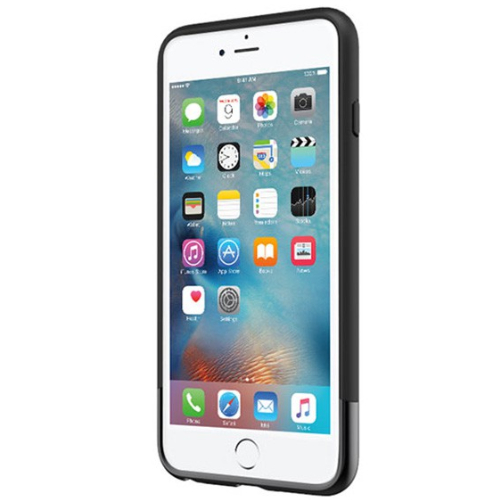 Incipio iPhone 6/6s Plus Edge Chrome Case - Black/Black