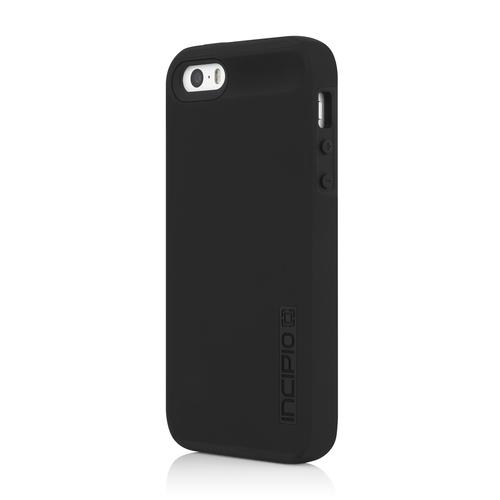 Incipio iPhone 5/5S/SE Dual PRO Hard Shell Case - Black/Black