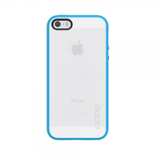 Incipio iPhone 5/5S/SE Octane Case - Frost/Cyan