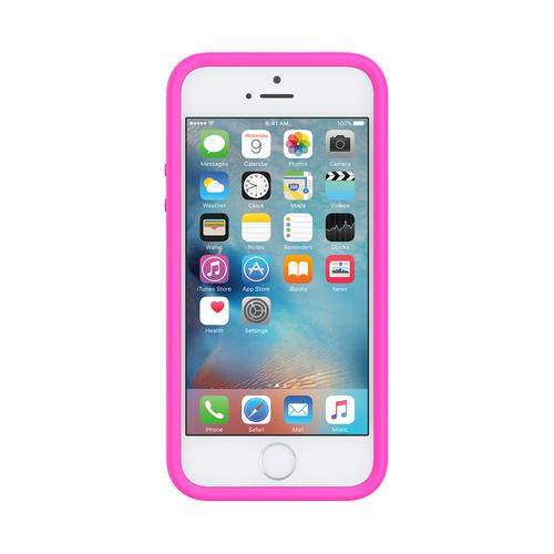 Incipio iPhone 5/5S/SE Octane Case - Frost/Neon Pink