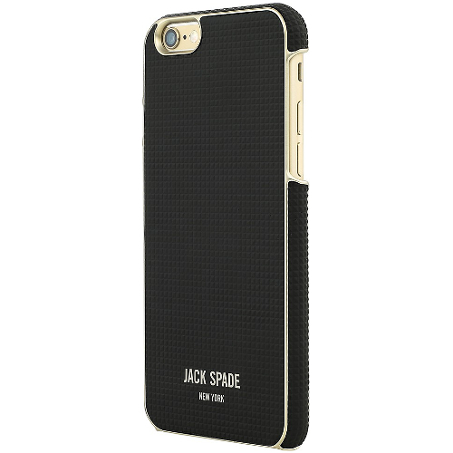 Jack Spade Wrap Case for Apple® iPhone 6 and 6s - Black