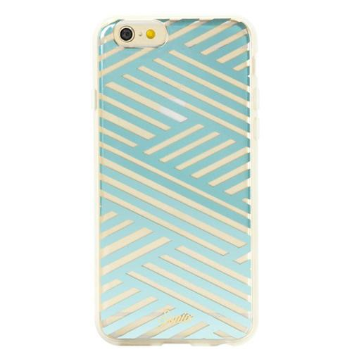 Sonix Cell Phone Case for iPhone 6/6s - Teal/Clear