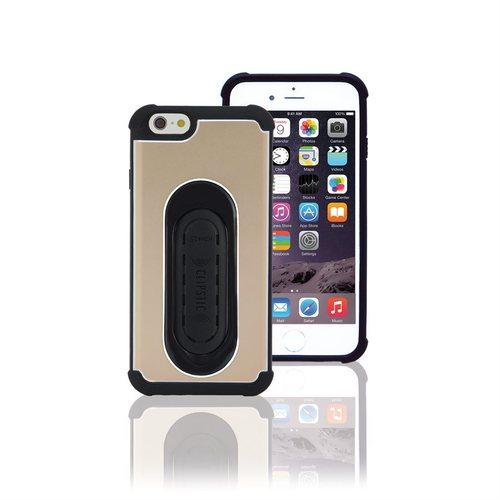 Scooch Clipstic Pro Apple iPhone 6/6s Protective Case - Gold
