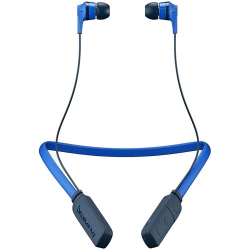 Skullcandy Ink' d Wireless In-Ear Earbuds - Blue