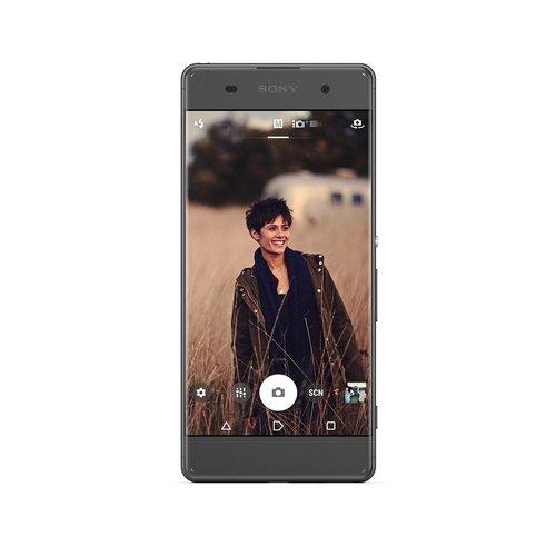 "Sony Xperia XA F3113 5"" / 16GB Cell Phone (Unlocked) - Graphite Black"