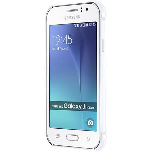 "Samsung Galaxy J1 Ace J111M 4.3"" / 8GB Cell Phone (Factory Unlocked) - White"