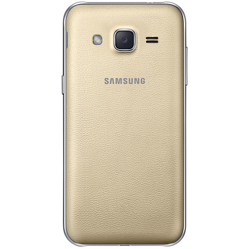 "Samsung Galaxy J2 J200M 4.7"" / 8GB LTE Cell Phone (Unlocked) - Gold"