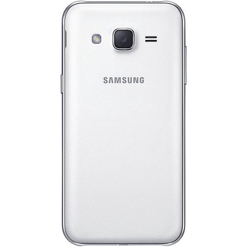 "Samsung Galaxy J2 J200M 4.7"" / 8GB LTE Cell Phone (Unlocked) - White"
