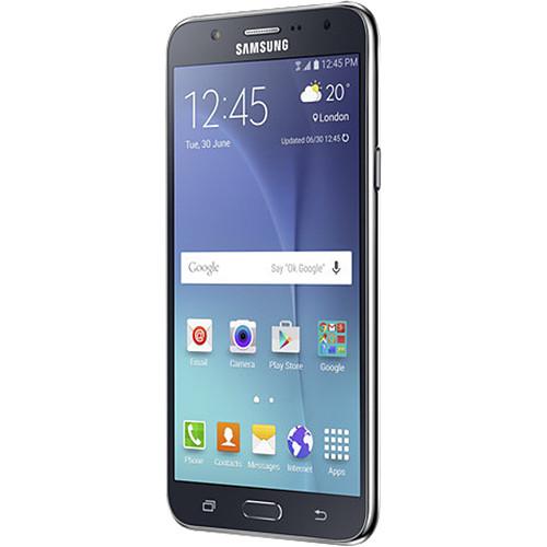 "Samsung Galaxy J5 J500M 5.0"" / 8GB LTE Cell Phone (Unlocked) - Black"