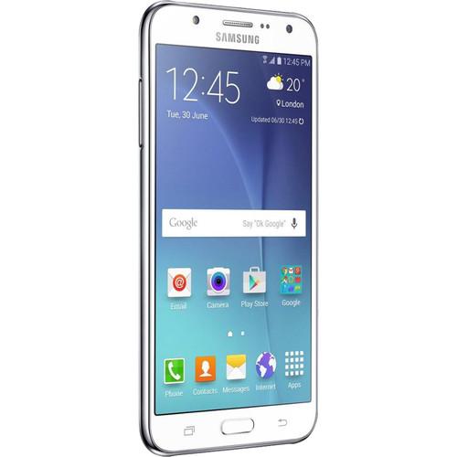 "Samsung Galaxy J5 J500M 5.0"" / 8GB LTE Cell Phone (Unlocked) - White"