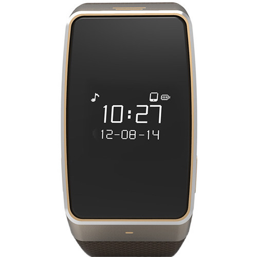 MyKronoz ZeWatch3 Bluetooth Activity & Sleep Tracking with Touchscreen Smartwatch - Pink Gold