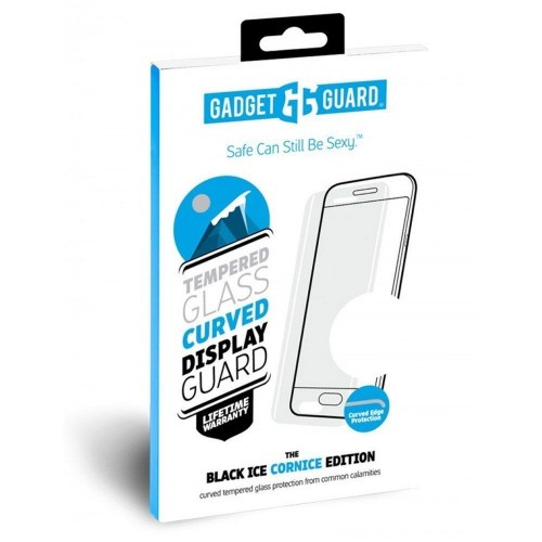 Gadget Guard Black Ice Edition Screen Guard for iPhone X