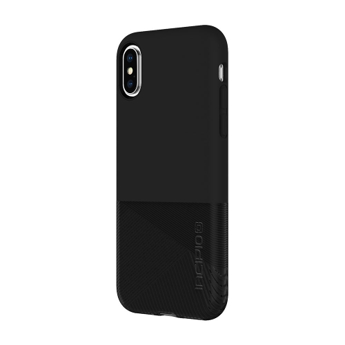 Incipio NGP Sport Dual-Shot Polymer Case for iPhone X - Black
