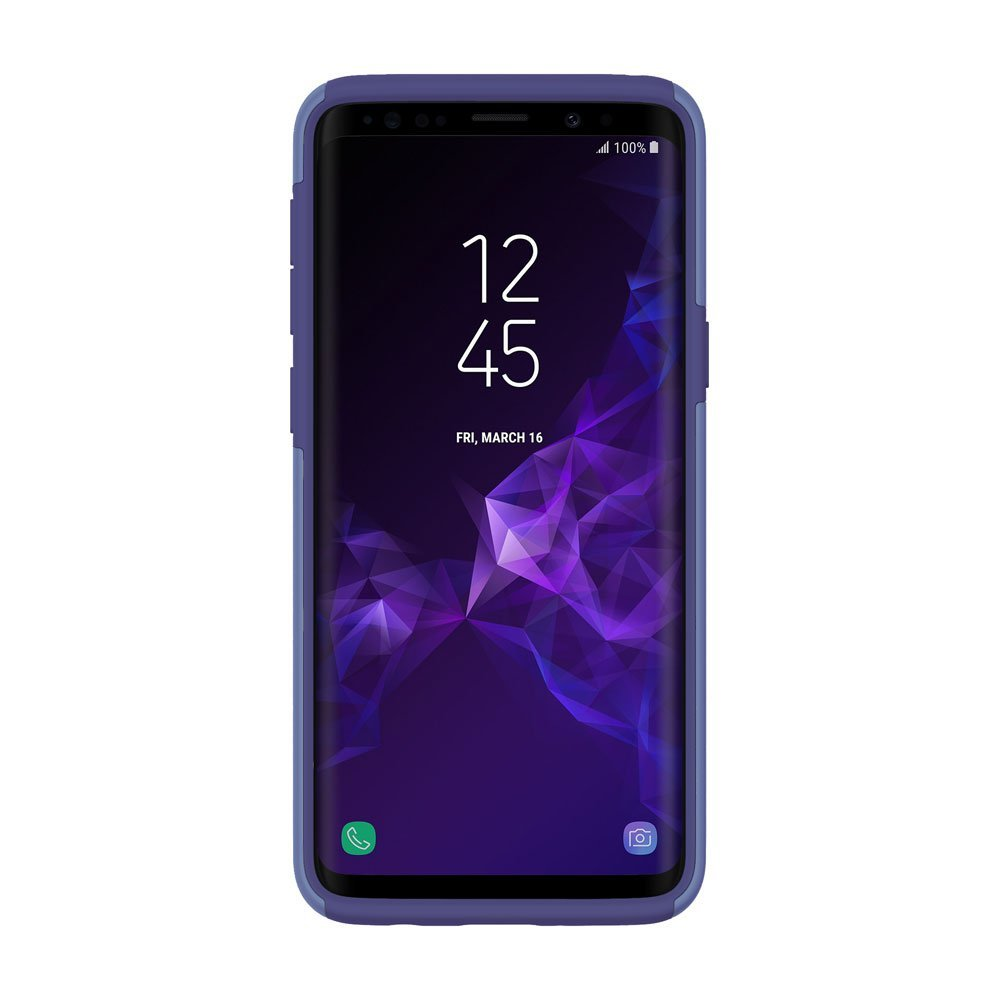 UPC 191058061638 product image for Incipio Samsung Galaxy S9+ DualPro Case - Iridescent Light Blue | upcitemdb.com