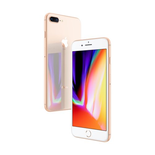 Apple® iPhone 8 Plus 5.5 / 64GB Cell Phone Unlocked - Gold