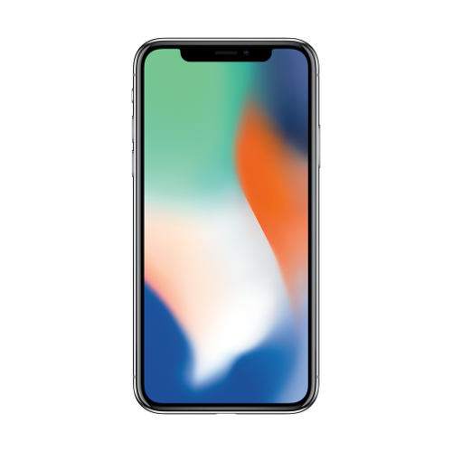 T-Mobile iPhone X 64GB - Silver