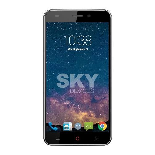 Sky Devices Elite 5.5Octa 16GB 4G LTE Android (Unlocked) - Gray 20T-EOQ-SKY5.5OCTA