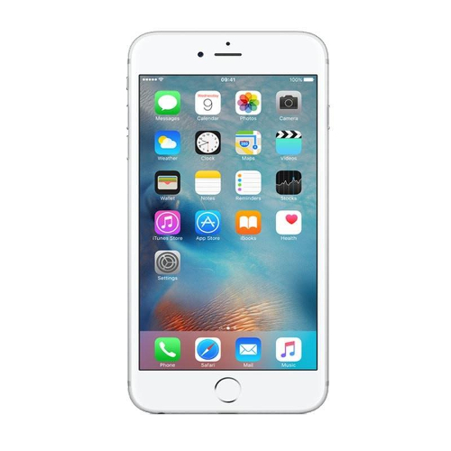 Apple iPhone 6 Plus 5.5 / 16GB Cell Phone Unlocked - Silver