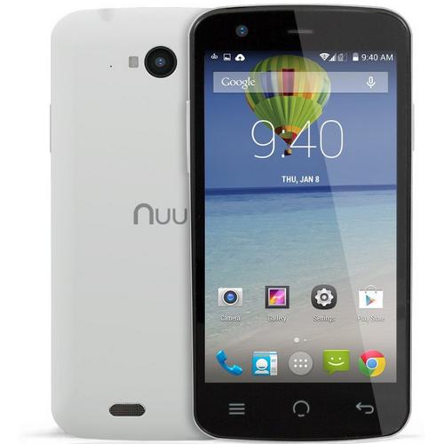 NUU Mobile X3 4.5