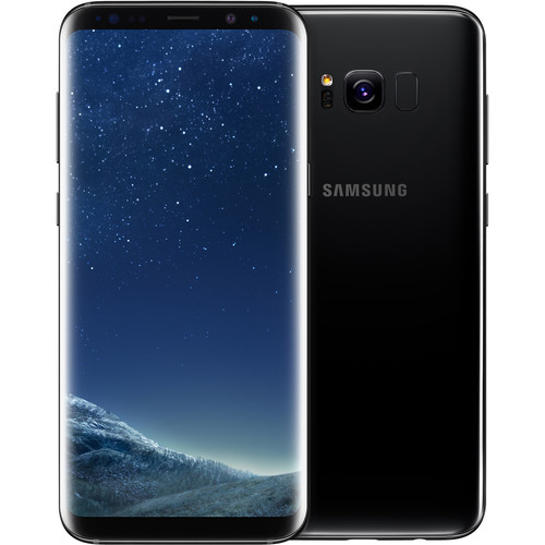 Samsung Galaxy S8+ 6.2 / 64GB Smartphone Unlocked - Midnight Black