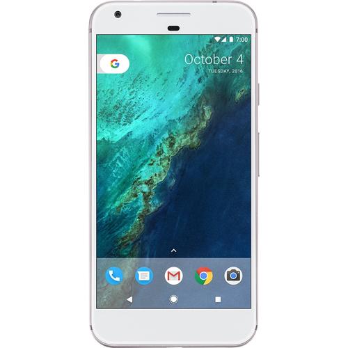 Google Pixel XL 4G LTE / 32GB Cell Phone (Unlocked) - Very Silver