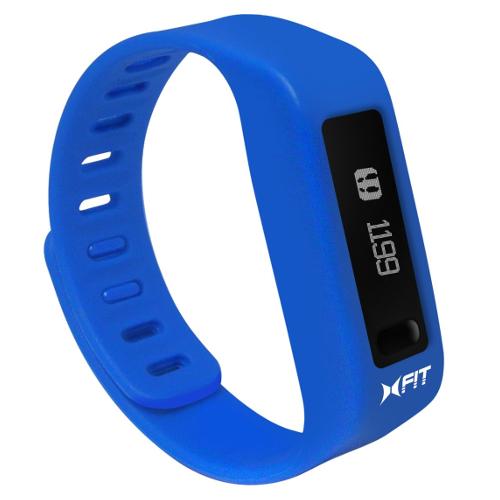 Xtreme XFW40101BLU Activity Tracker Sleep Fitness Band - Blue
