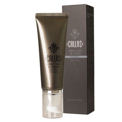 Callas Bright Max BB Cream SPF PA++ 03 - Deep Beige 21 -M35-CBB03