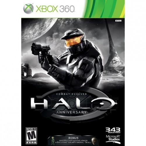 Halo: Combat Evolved Anniversary - Xbox 360 08P-G58-E6H040