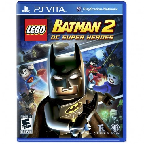 Lego Batman 2: DC Super Heroes - PlayStation Vita 08M-G58-PSV/WAR24338