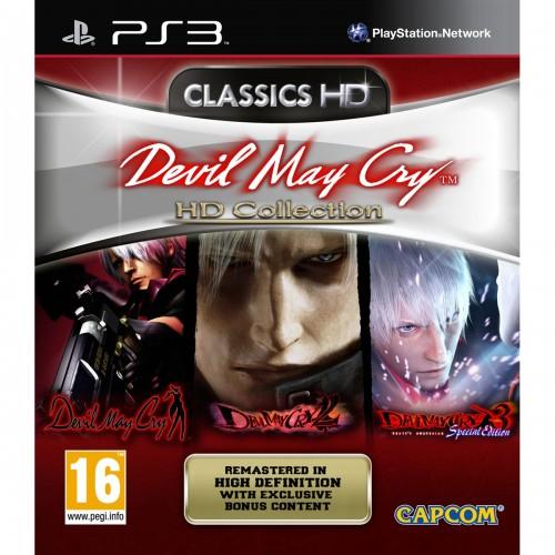 Devil May Cry - PlayStation 3 08L-P22-34041
