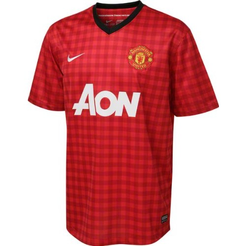Nike Manchester United Home Jersey 2012/2013 Red - Large 79T-M78-479278/623LG