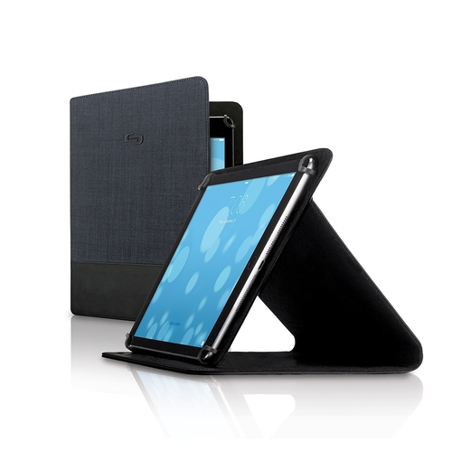 Solo Velocity Universal 8.5 to 11-inch Tablet Case - Black