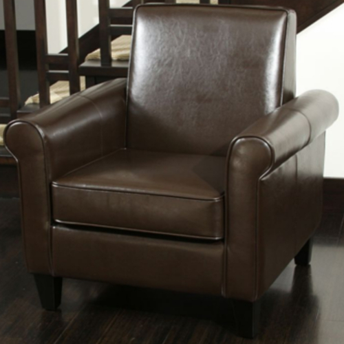 Freemont Chair Chocolate Brown
