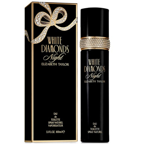 White Diamonds Night by Elizabeth Taylor Eau de Toilette 3.3