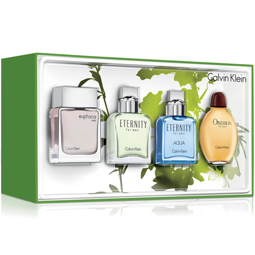 Calvin Klein 4-pc. Coffret Set for Men
