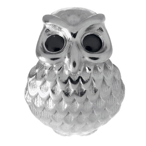 Endless Jewelry Owl Charm - Silver