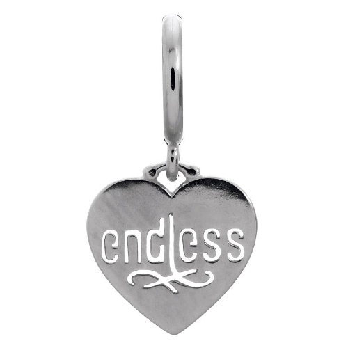 Endless Jewelry Endless Coin Charm - Silver