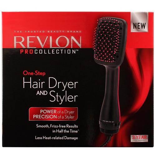 Revlon One-Step Hair Dryer and Styler 22P-982-RVDR5212N1