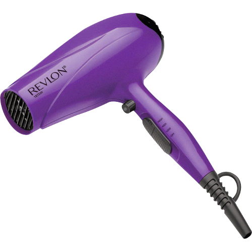 Revlon 1875 W Ionic Dryer - Purple 22P-982-RVDR5231N1