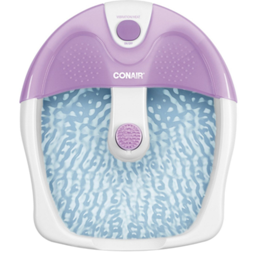 Conair Relaxing Footbath with Vibration & Heat 22P-H52-FB3