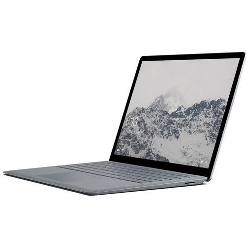 Microsoft DAJ0001 Surface Touchscreen Laptop 13.5 / 8GB RAM / 256GB HDD / Intel 7th Gen Core i7 Processor - Platinum