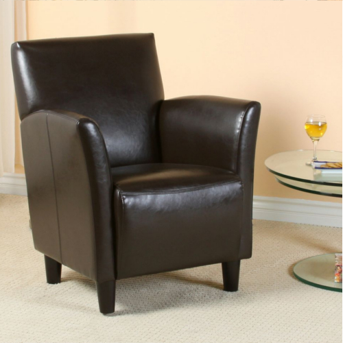Francisco Club Chair Brown