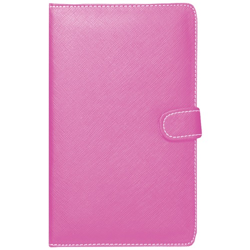 "Supersonic 7"" Tablet Keyboard Case - Pink"