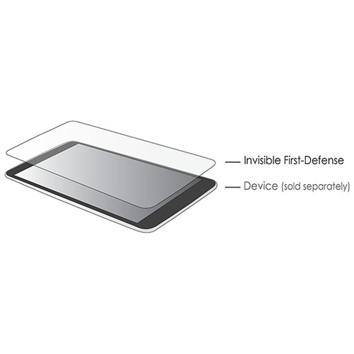 Qmadix Invisible First-Defense Screen Protector for LG G Pad 7.0