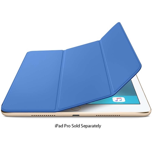 "Apple® Smart Cover for 9.7"" iPad Pro - Royal Blue"