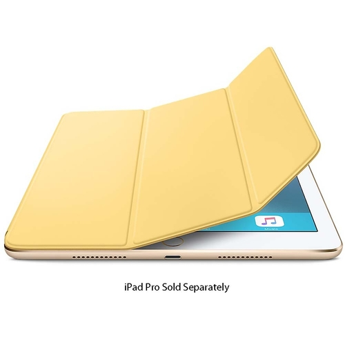 "Apple® Smart Cover for 9.7"" iPad Pro - Yellow"
