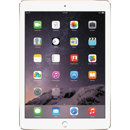 Apple® iPad Air 2 / Wi-Fi / 32GB - Gold